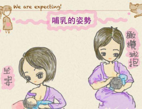 幸孕上課筆記:孕媽咪哺乳準備